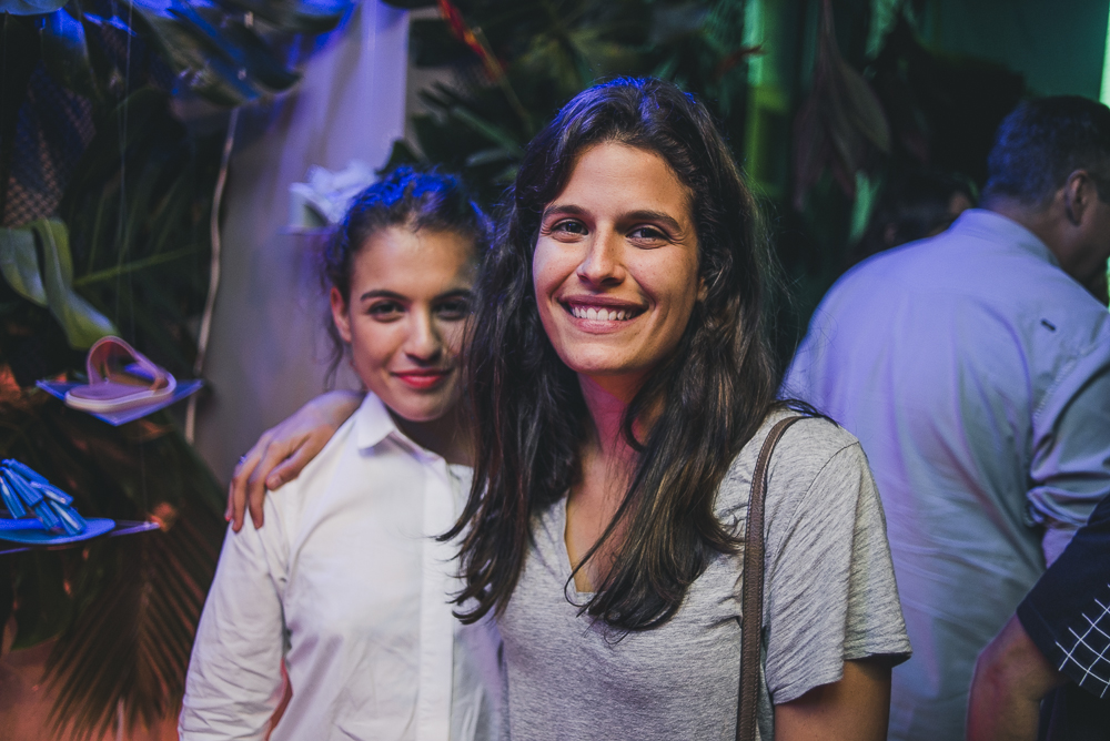 Giovanna Bins e Manuela de Lamare