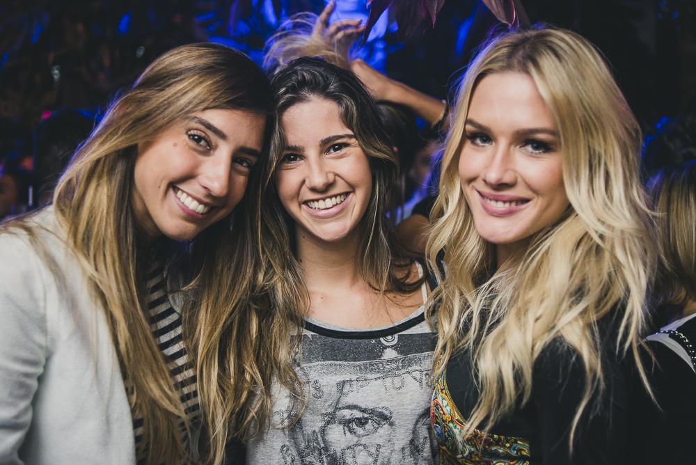 Eu, Vitoria Rezende e Fiorella