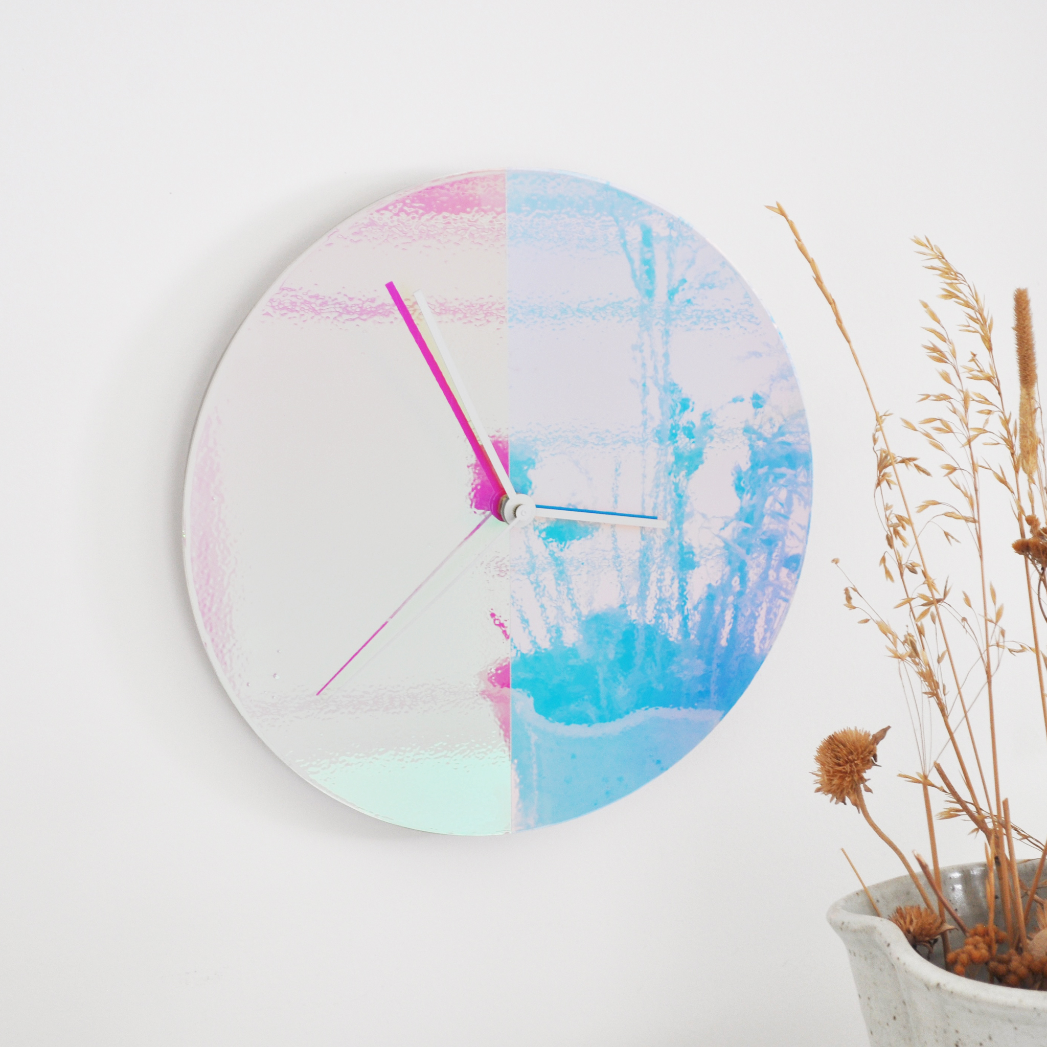 Wall Clock with plant 1.jpg