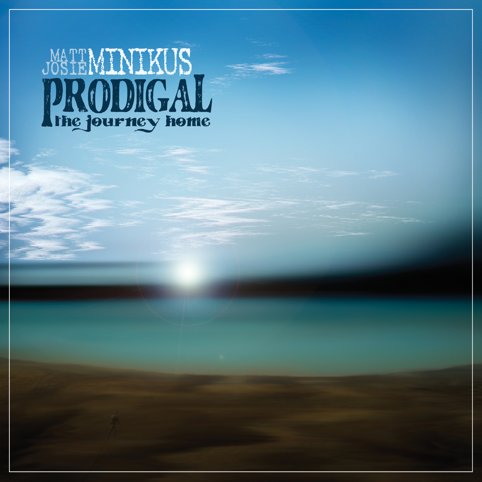 prodigal front cover