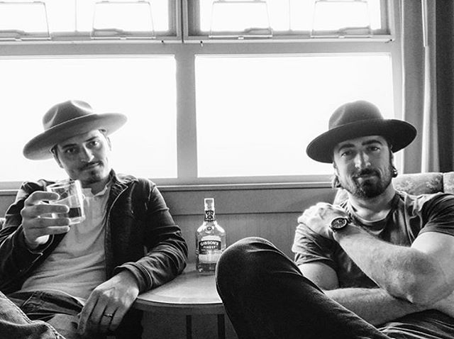 Cheers! It's Friday!! We'll be kicking off the long weekend with The Talbott Brothers this evening at 8pm. The show is Sold Out but you can join the waitlist via email or phone: arts@lillaeske.com, 831.703.4183