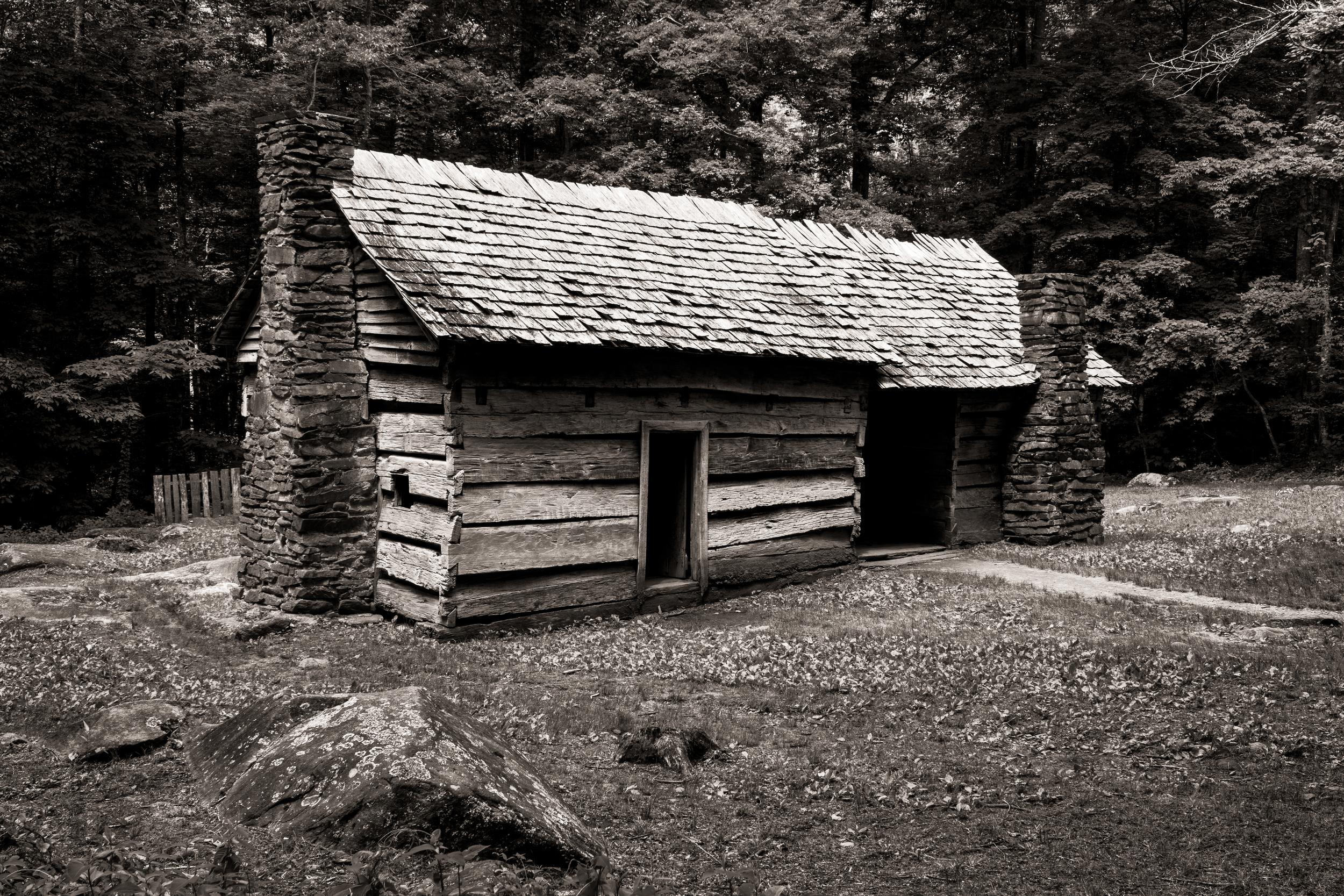 Ephraim Bales Cabin 2