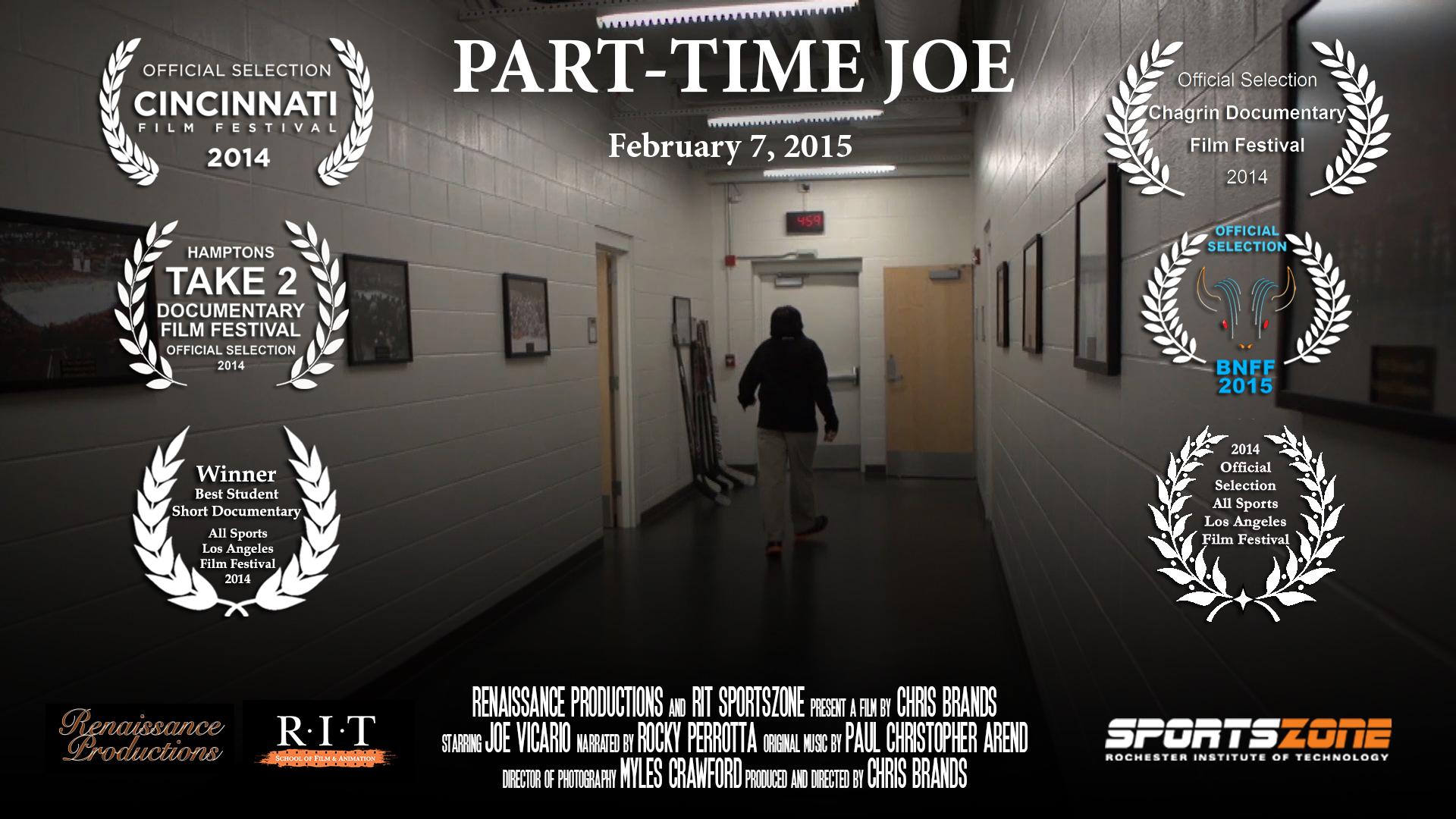 Part-Time Joe (2014)