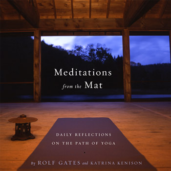 Reading even just a few pages a day from one of these books is a life-enhancing ritual to try during  The Experience .
