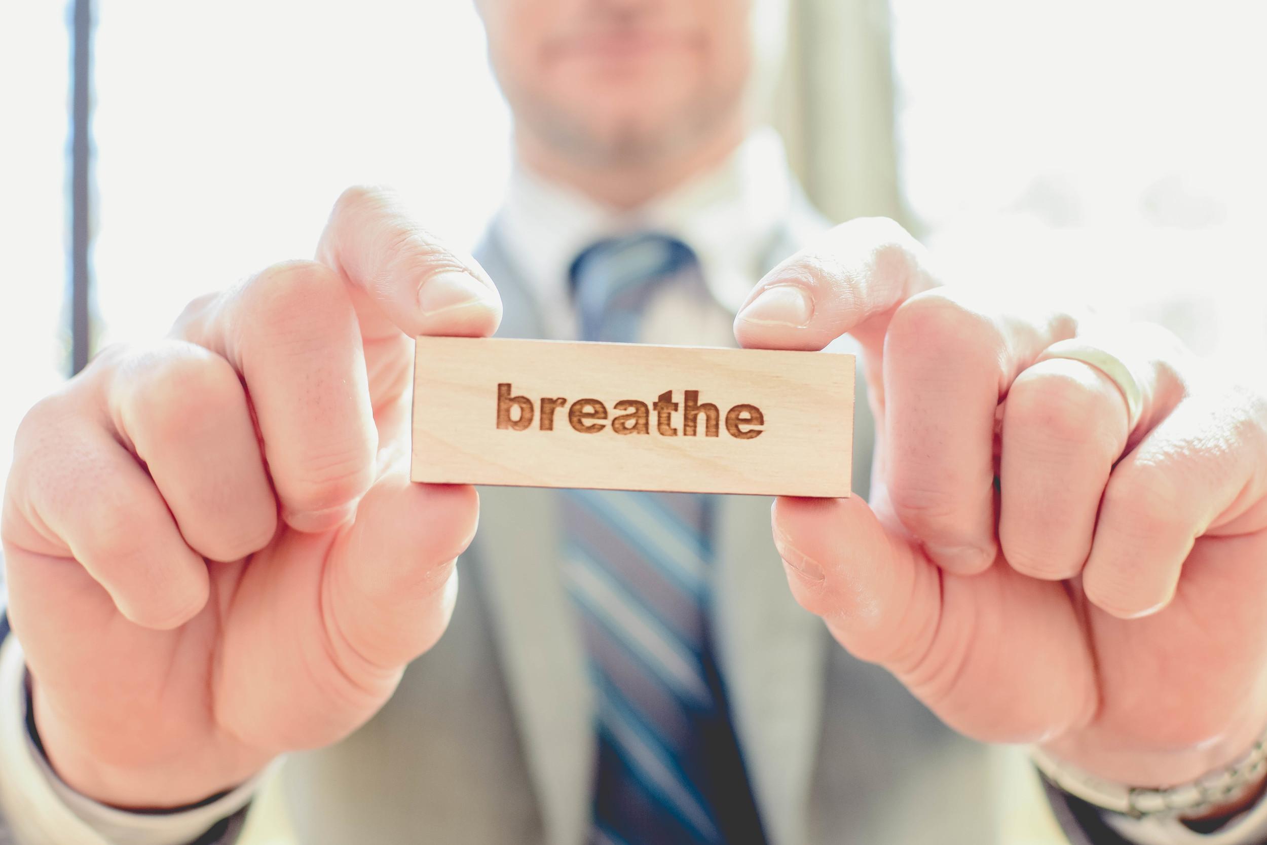 Meditation elevates work capacity.