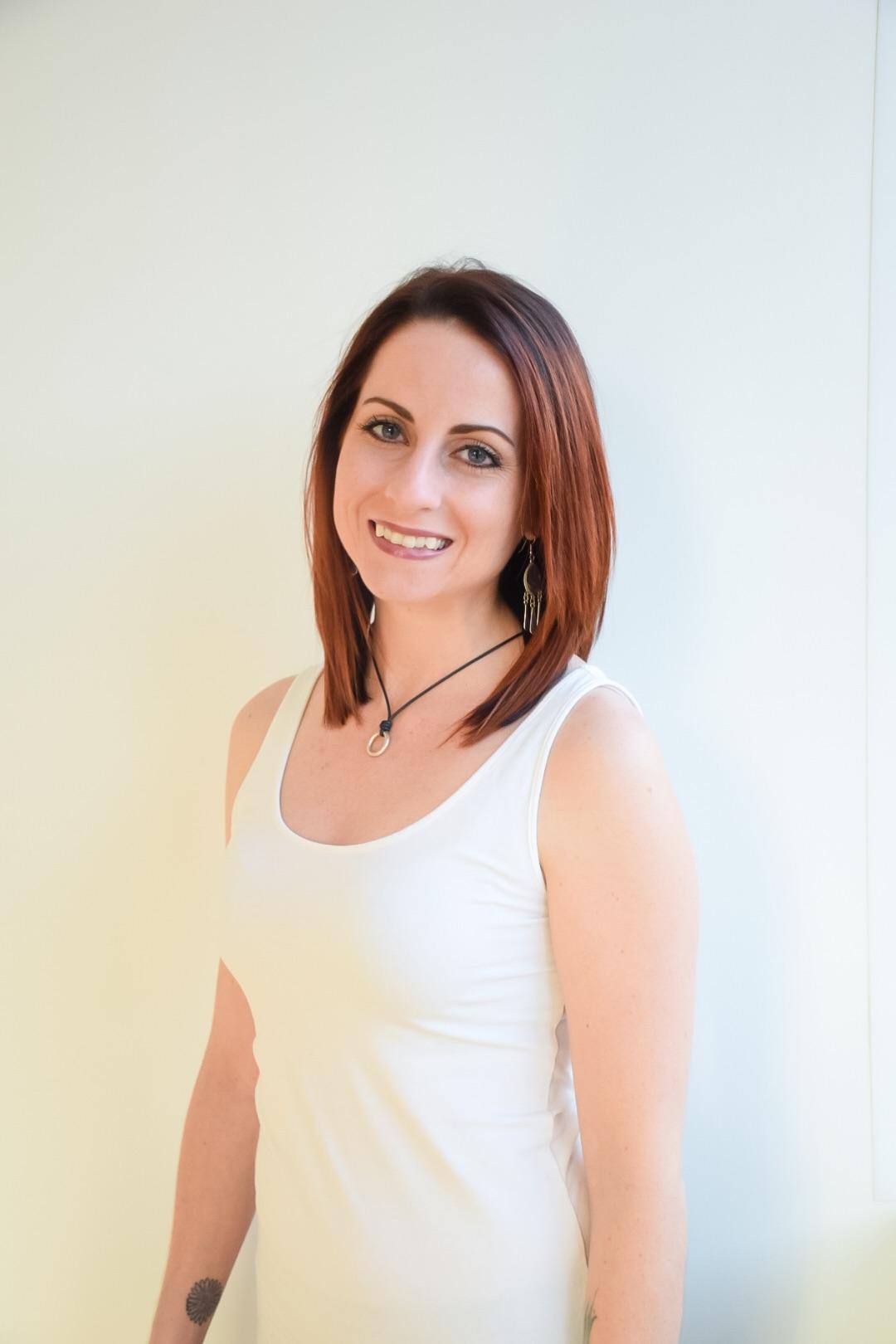 Kristina, Rocky River Studio Lead
