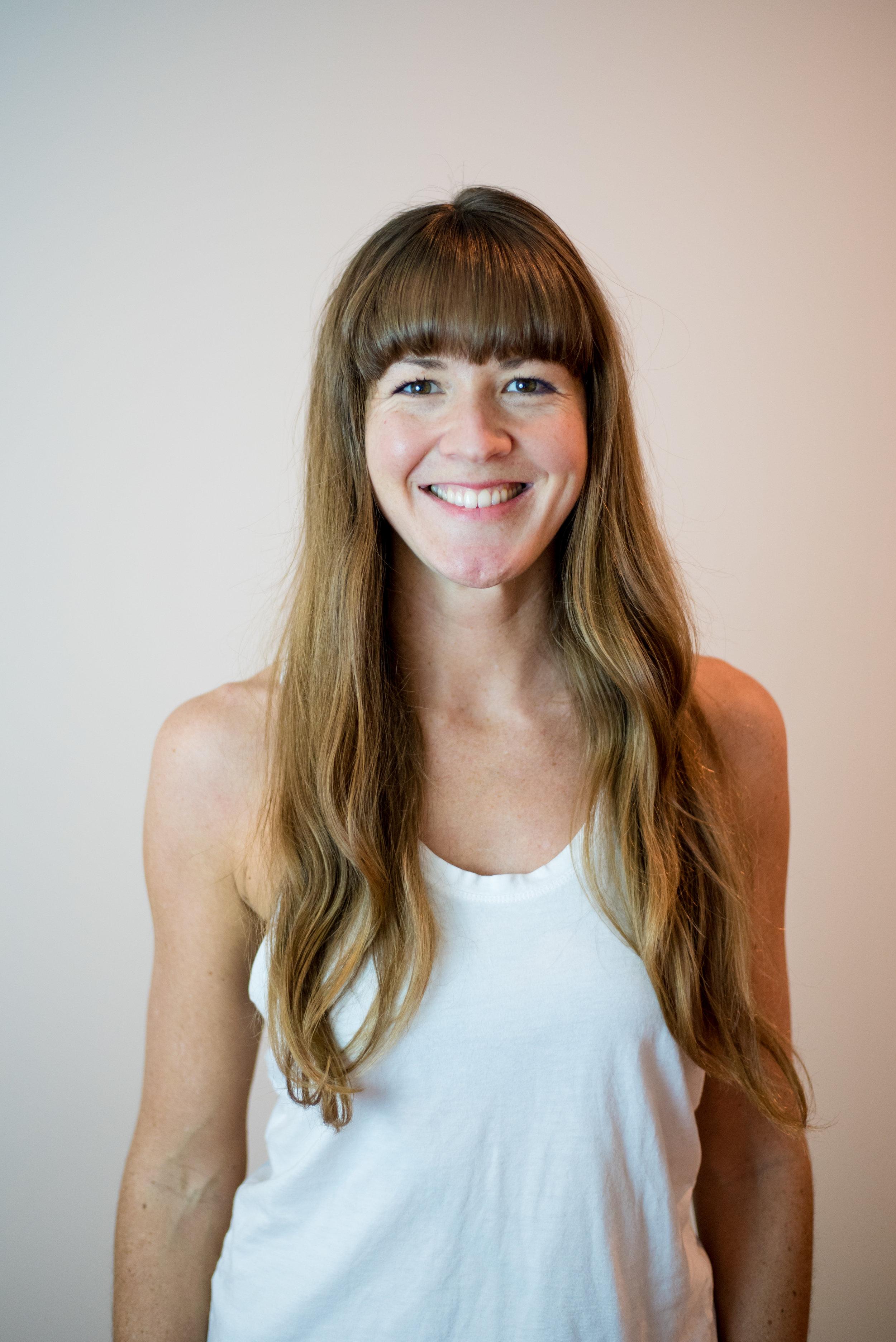 Jeanna, Downtown Studio Lead