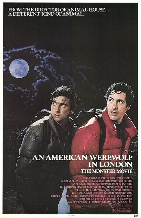 """Watch """" An American Werewolf in London """" and over 80 other films from 1981 - all FOR FREE!"""