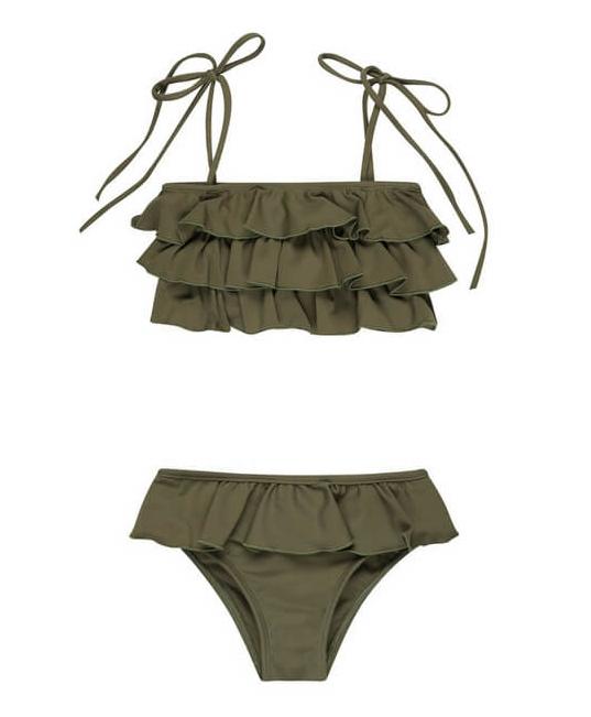 Infamous Swim - Poppy Set Military Green, $69