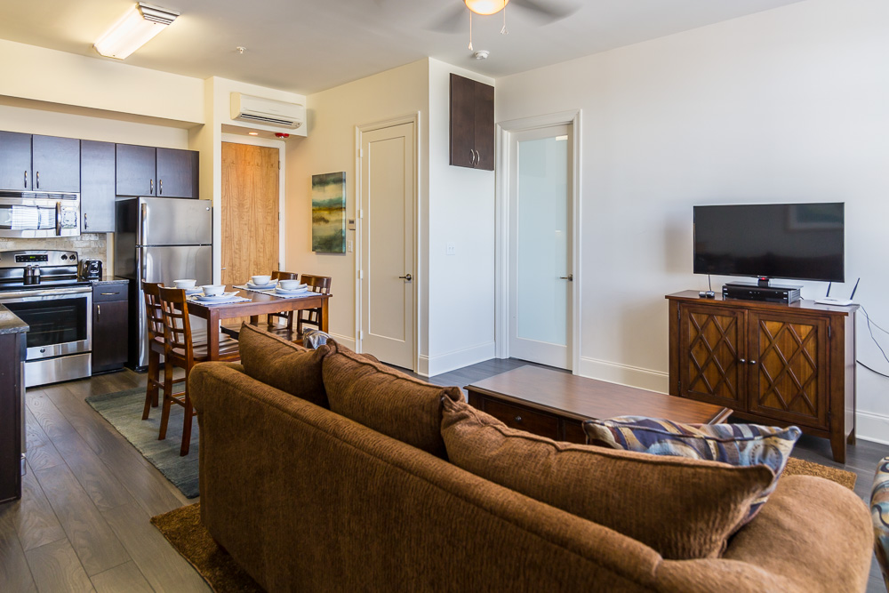 Loft 05 Living & Dinning Room