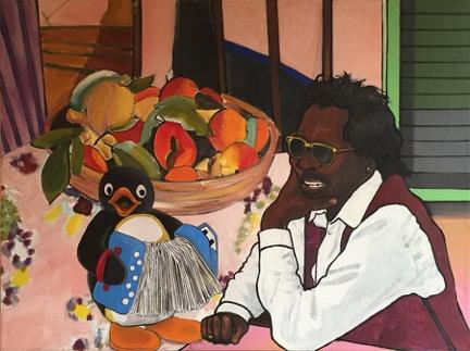 Buckwheat Zydeco at Café Matisse