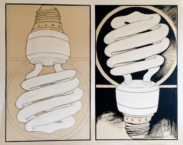 Light Bulb Series XII