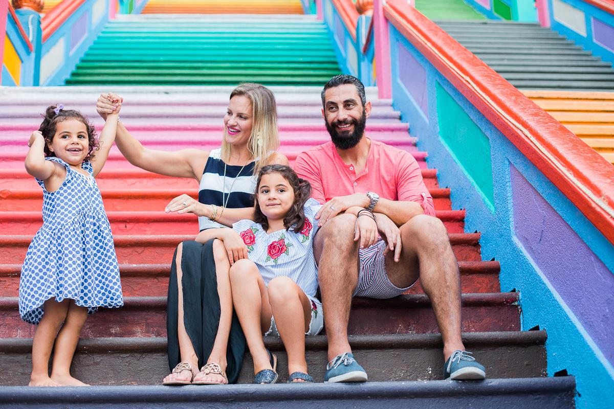 A family portrait by Kuala Lumpur Family Photographer Erica Knecht.