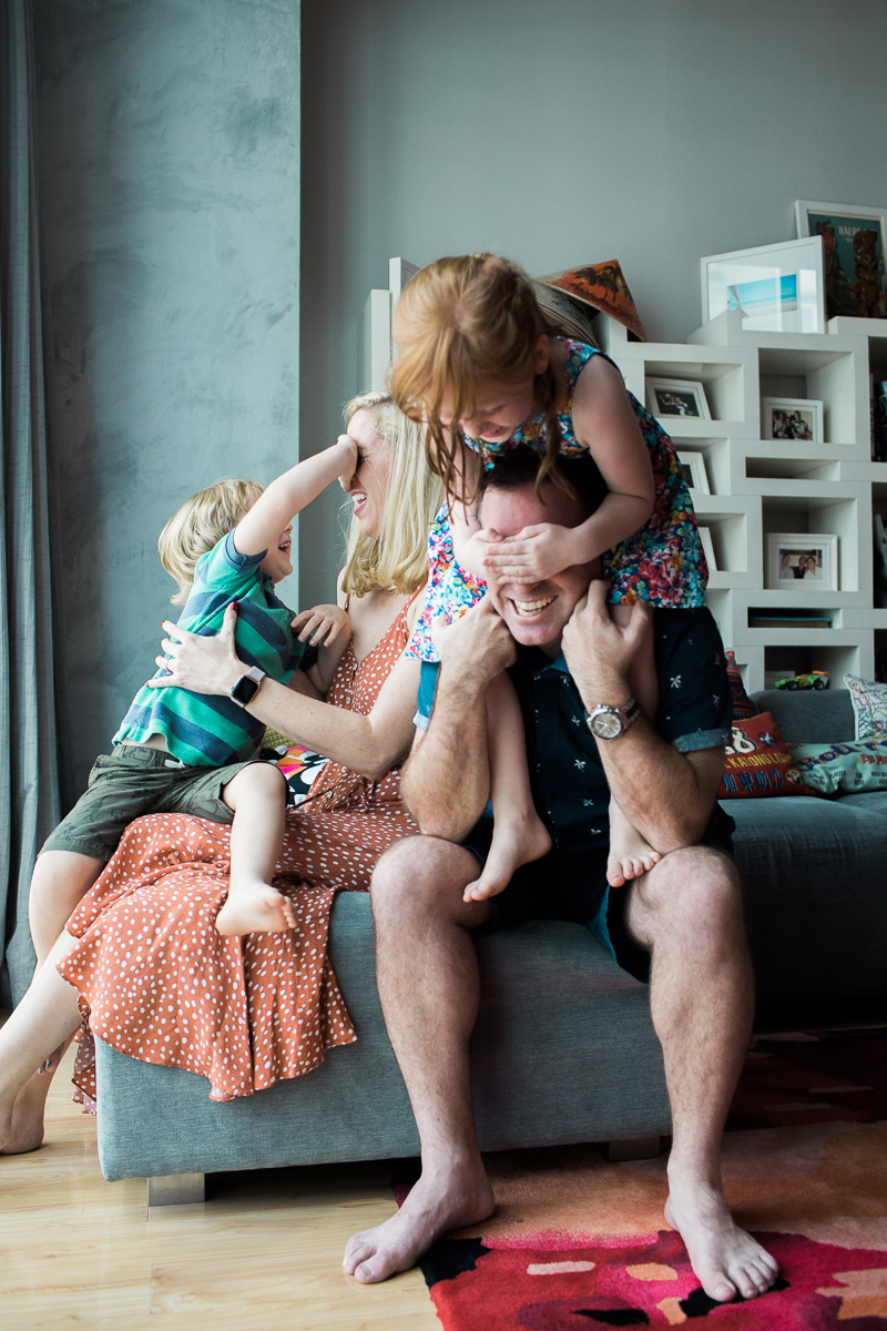 a playful family portrait by kuala lumpur family photograher erica knecht