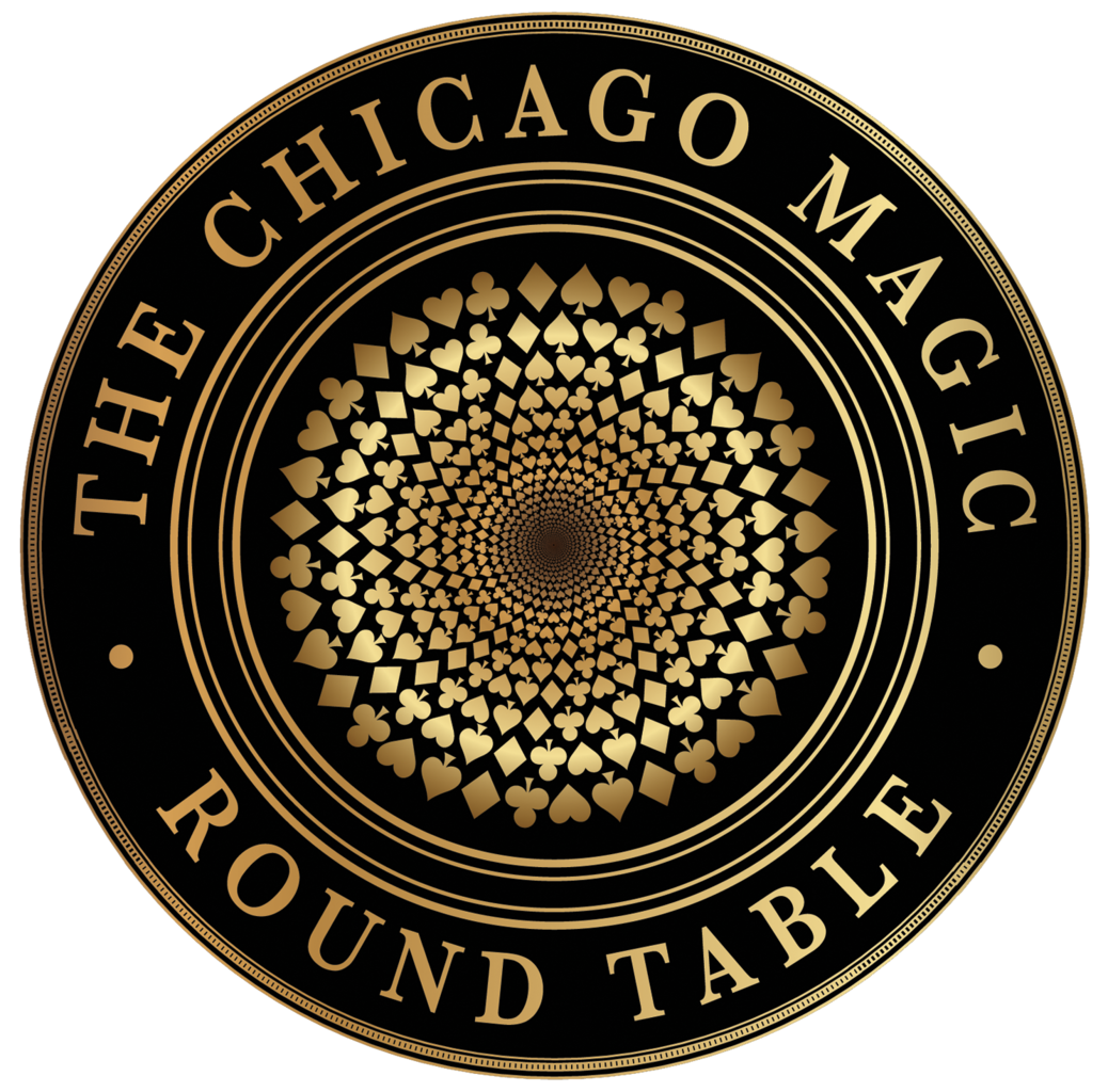 The Chicago Magic Round Table - Drew is a proud member of this group