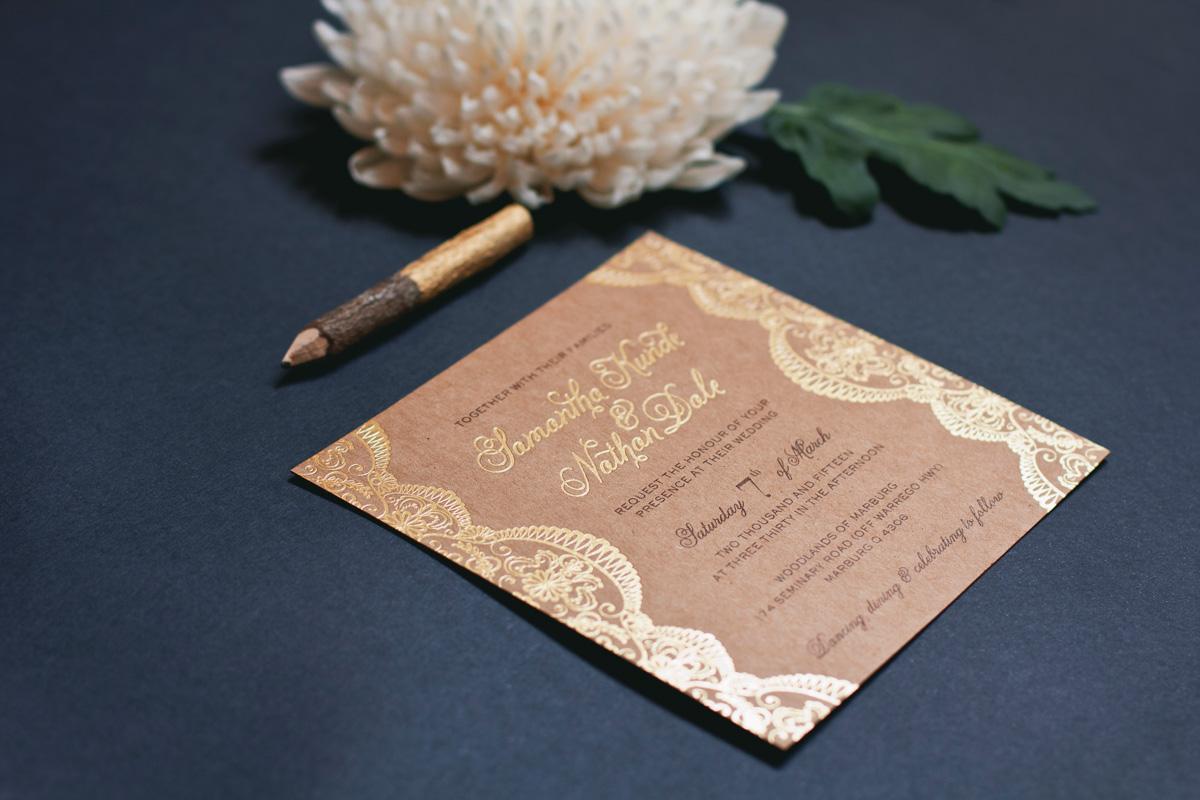 GoldFoil_Wedding_Invitations_Brisbane