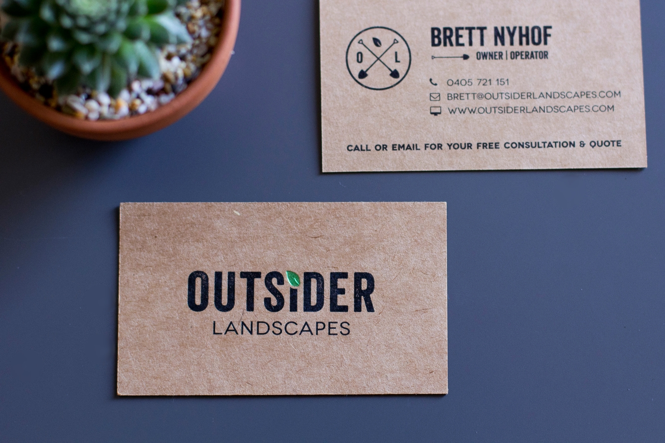 Outsider_Landscapes_Business_Card_Design_Brisbane
