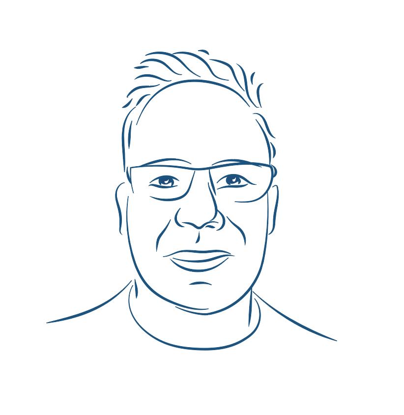 Portrait profile