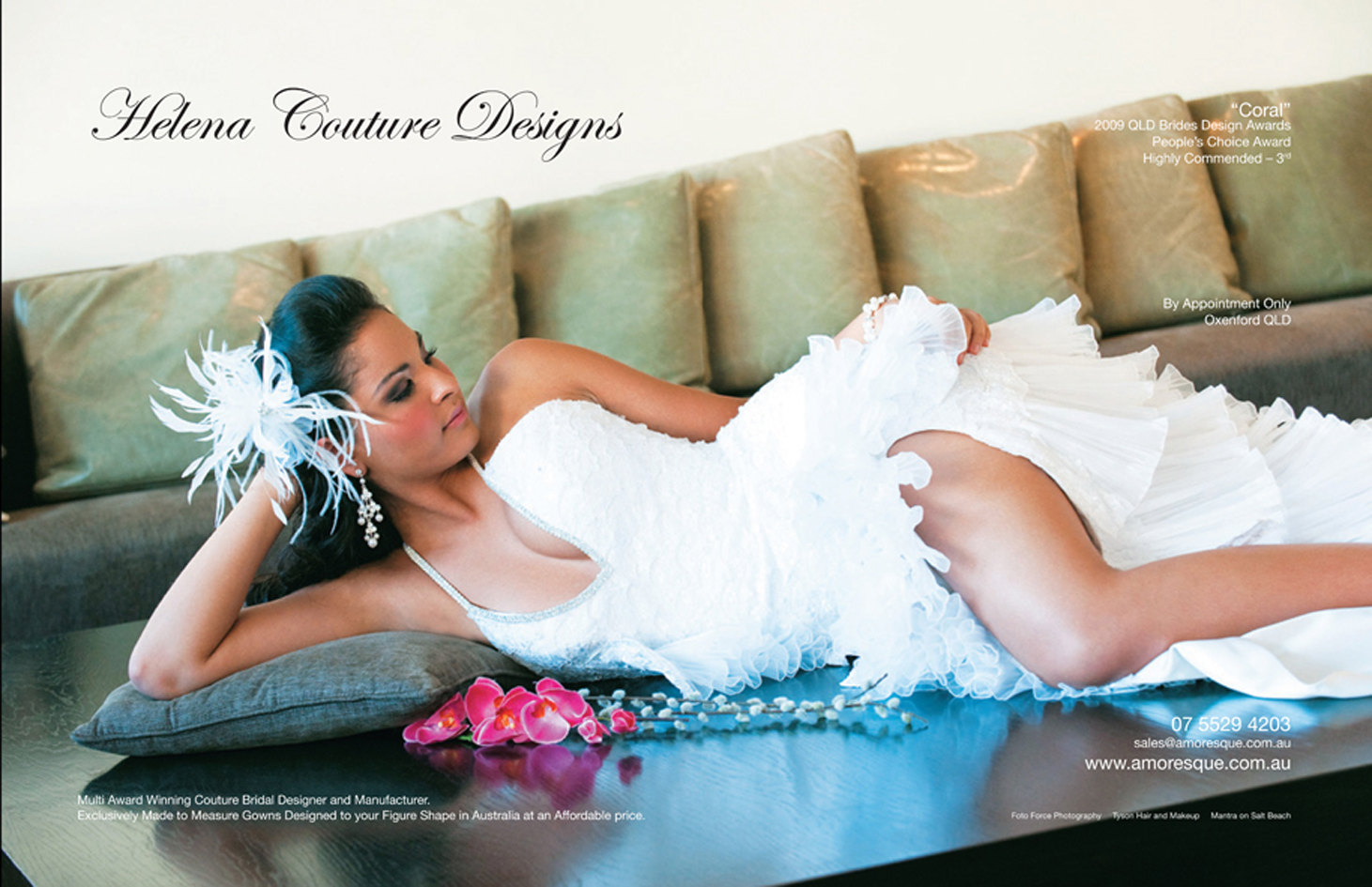 Gold Coast Weddings Magazine & QLD Wedding and Bride