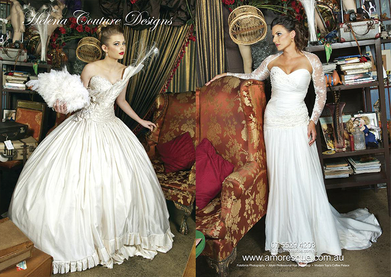 Gold Coast Wedding Magazine, Winter 2012