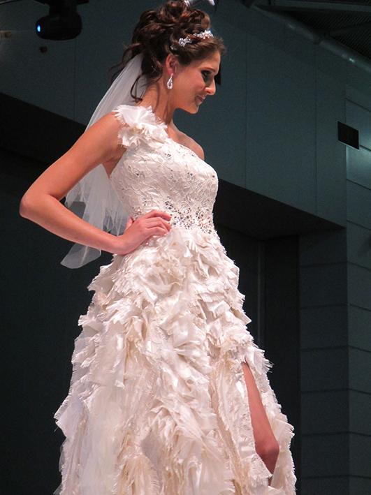 Helena Couture Designs - 2012 QLD Brides Design Awards Avant-Garde