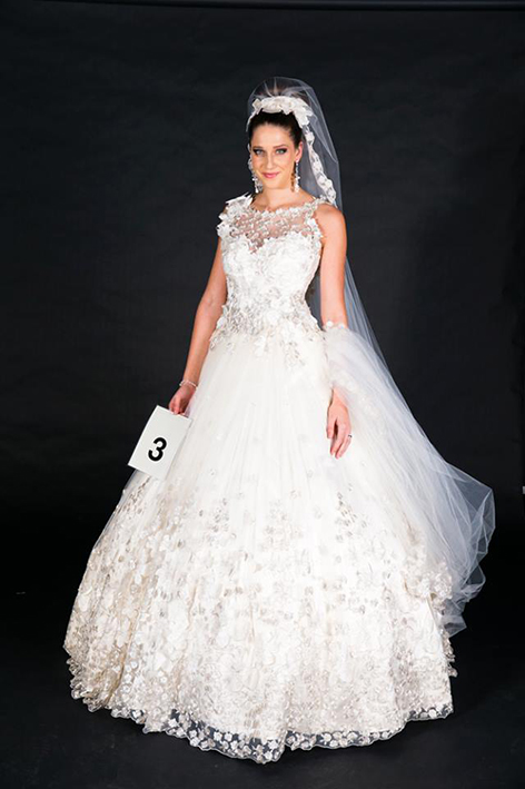 2013 QLD Brides Design Awards - Classique