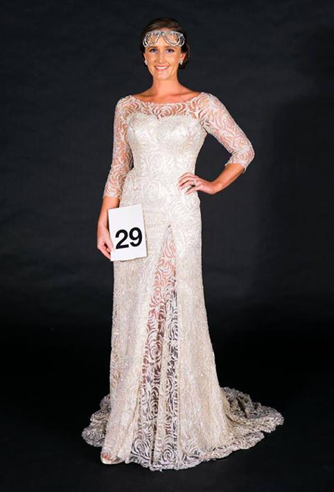 2013 QLD Brides Design Awards - Bride Nouveau
