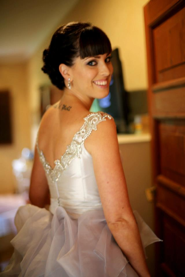 Real Brides Wedding Dresses - Helena Couture Designs