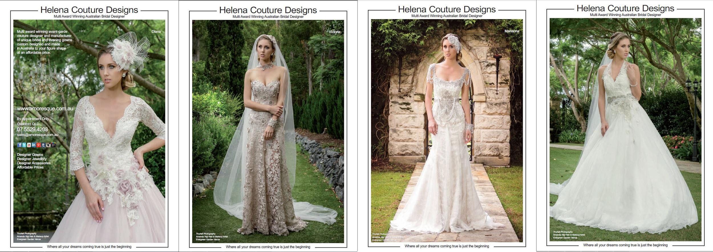gold coast wedding magazine