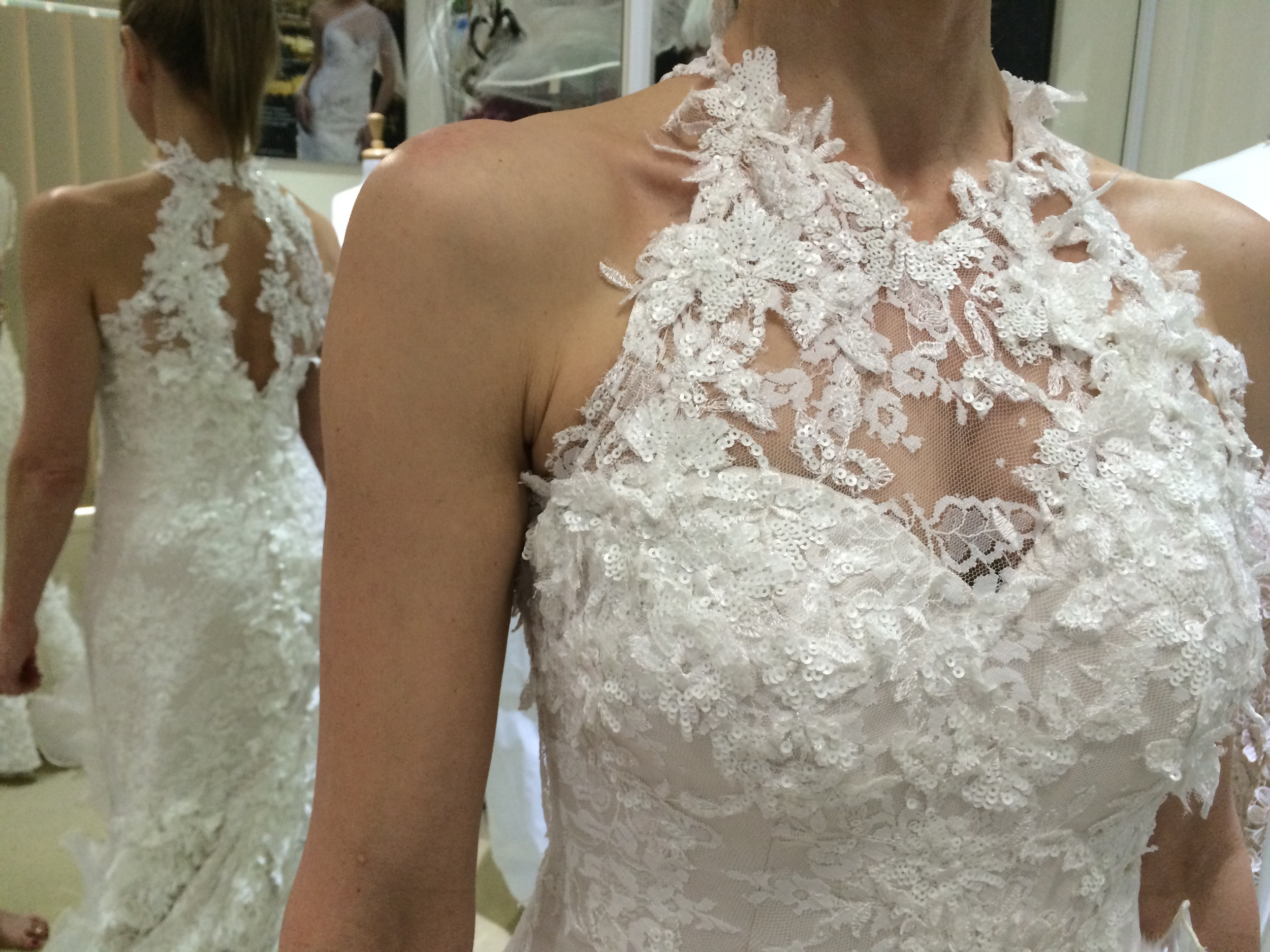 Avnat-Garde Couture Bridal Gown