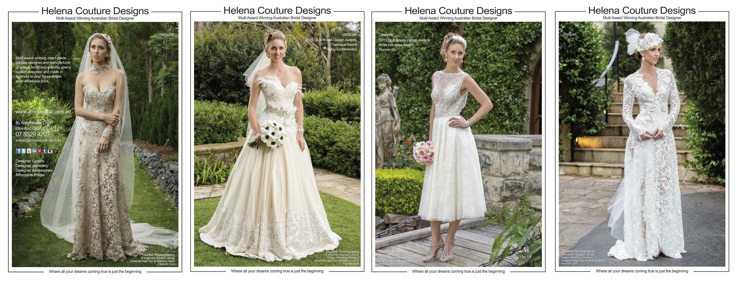 Gold Coast wedding Magazine - Autumn edition - out now!