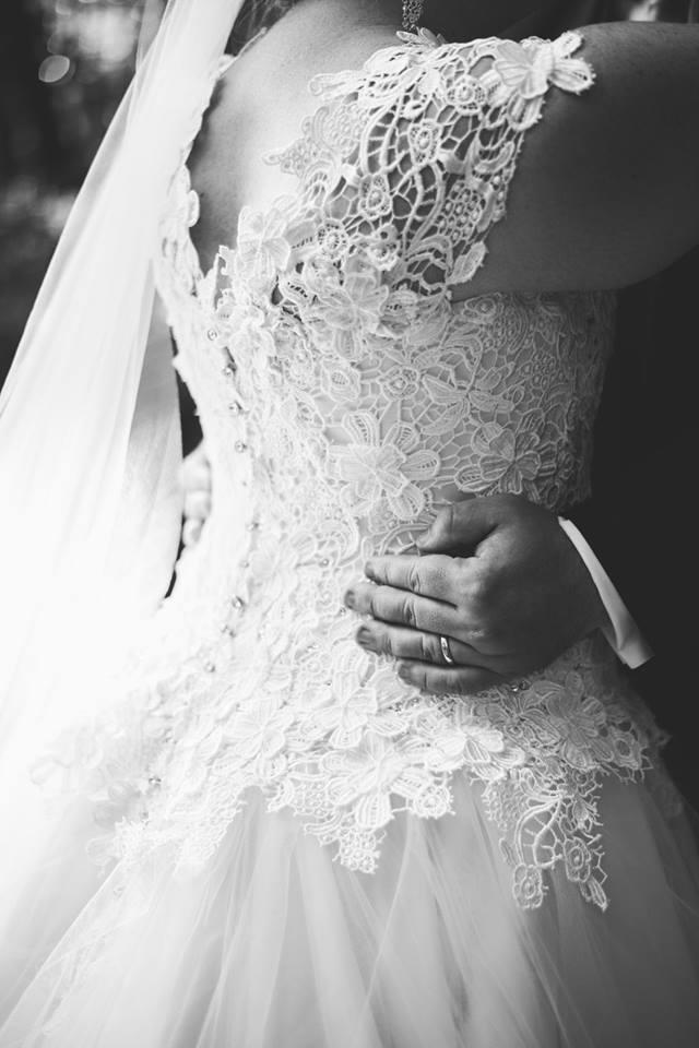 real bride - karen