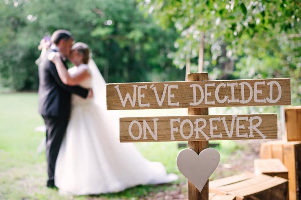 real wedding - karen