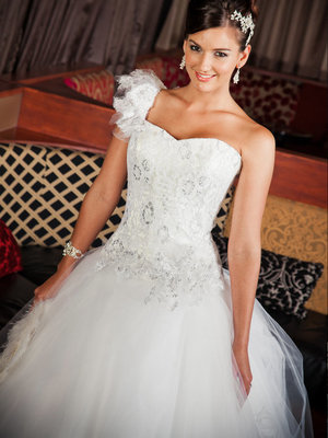 Bella - 2011 QLD Brides Design AwardsClassique AwardHighly Commended - 3rd place