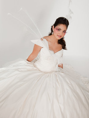Del Cielo - 2009 QLD Brides Design AwardsCouture AwardHighly Commended - 3rd place