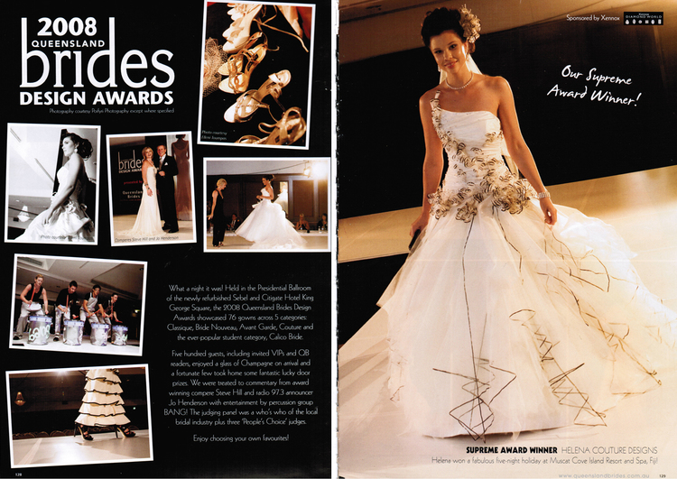 Queensland Brides Magazine Autumn 2009