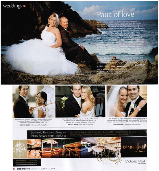 Brisbane News, July 2009