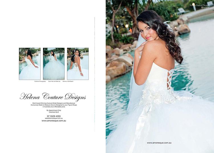 Gold Coast Weddings Magazine & Queensland Brides Magazine 2010