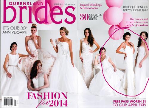 QLD Brides Magazine Autumn 2014