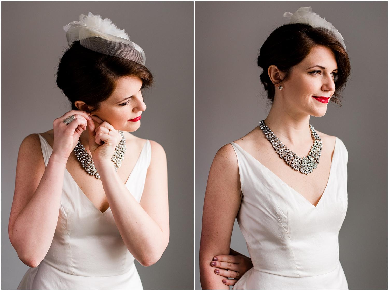 bride photographs