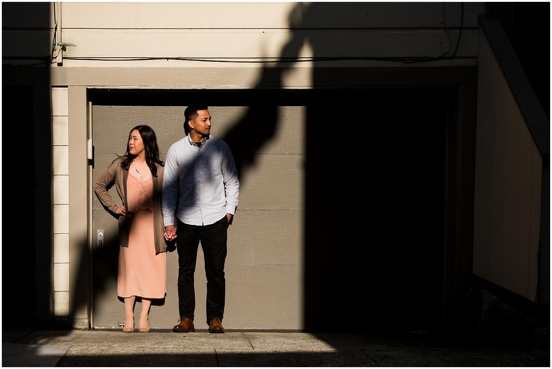 engagement photograph