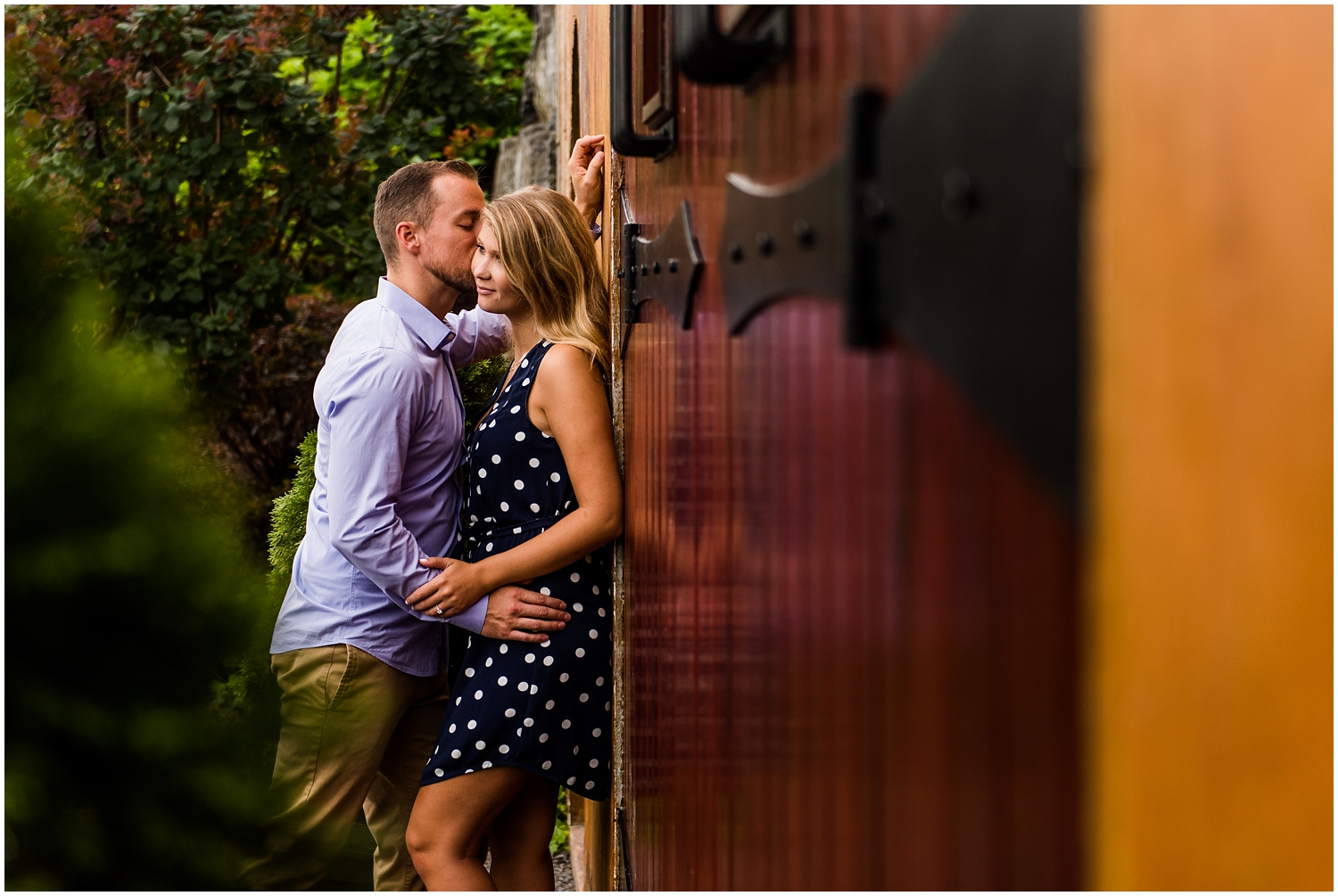 anyela's engagement photography