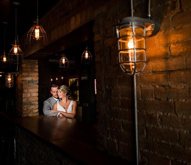 These two wanted to make a pit stop at a special pub for a couple of photos on their wedding day! So glad we did! Working with lighting and poses can be so much fun... and these two love birds are natural models! ⁠ .⁠ .⁠ .⁠ #syracuse #syracusewedding #skaneateles #weddingportrait #destinationweddingphotographer #destinationweddingphotography #peaceful #syracuseweddingphotography #syracuseweddingphotographer #ocf #silentmomentphotography #romantic #newyork #bride #nyphotographer #weddingphotographer #weddingphotography #bridalportrait #weddinggown #colorful #internationalweddingphotographer #ny #weddingphotography #lakehousepub #pub #portraitphotography #lakehousepubskaneateles #weddingwire #sweet #photography