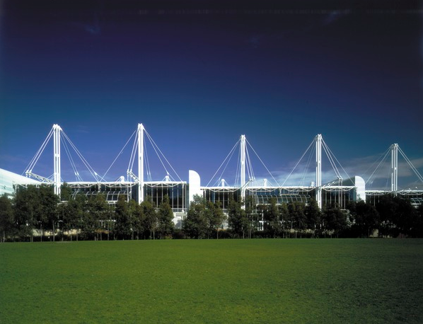 Sydney Exhibition Centre, Cox Richardson
