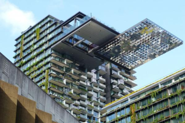 One Central Park, Sydney, PTW + Ateliers Jean Nouvel