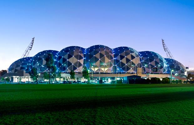 AAMI Stadium, Melbourne, Cox Architecture