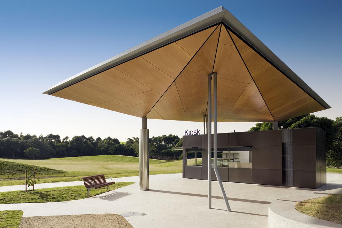 Sydney Park Kiosk, Stanic Harding