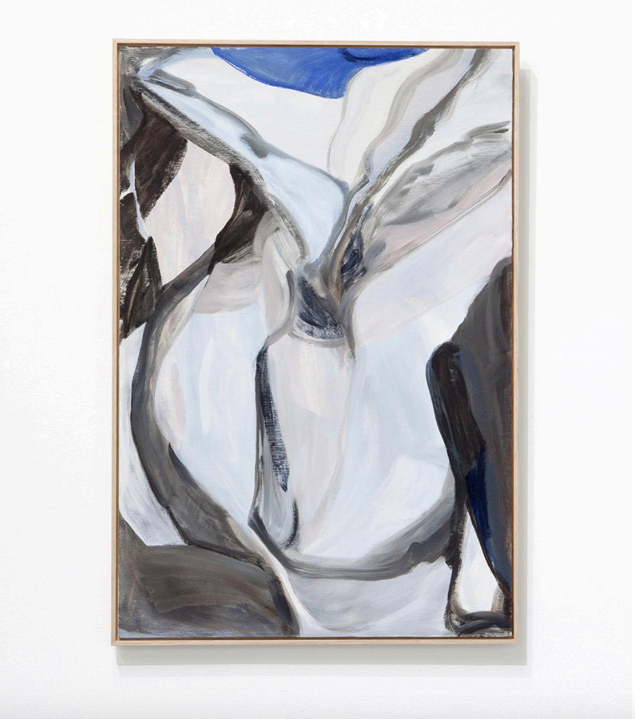Untitled (DAF), 2017, Oil on Board