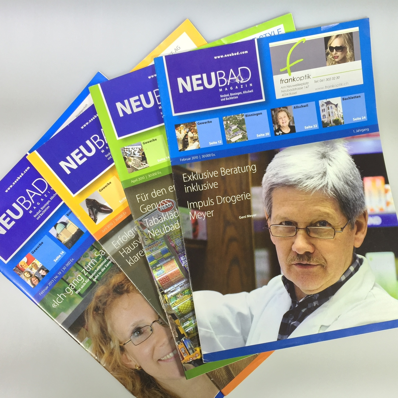 Neubad Magazin