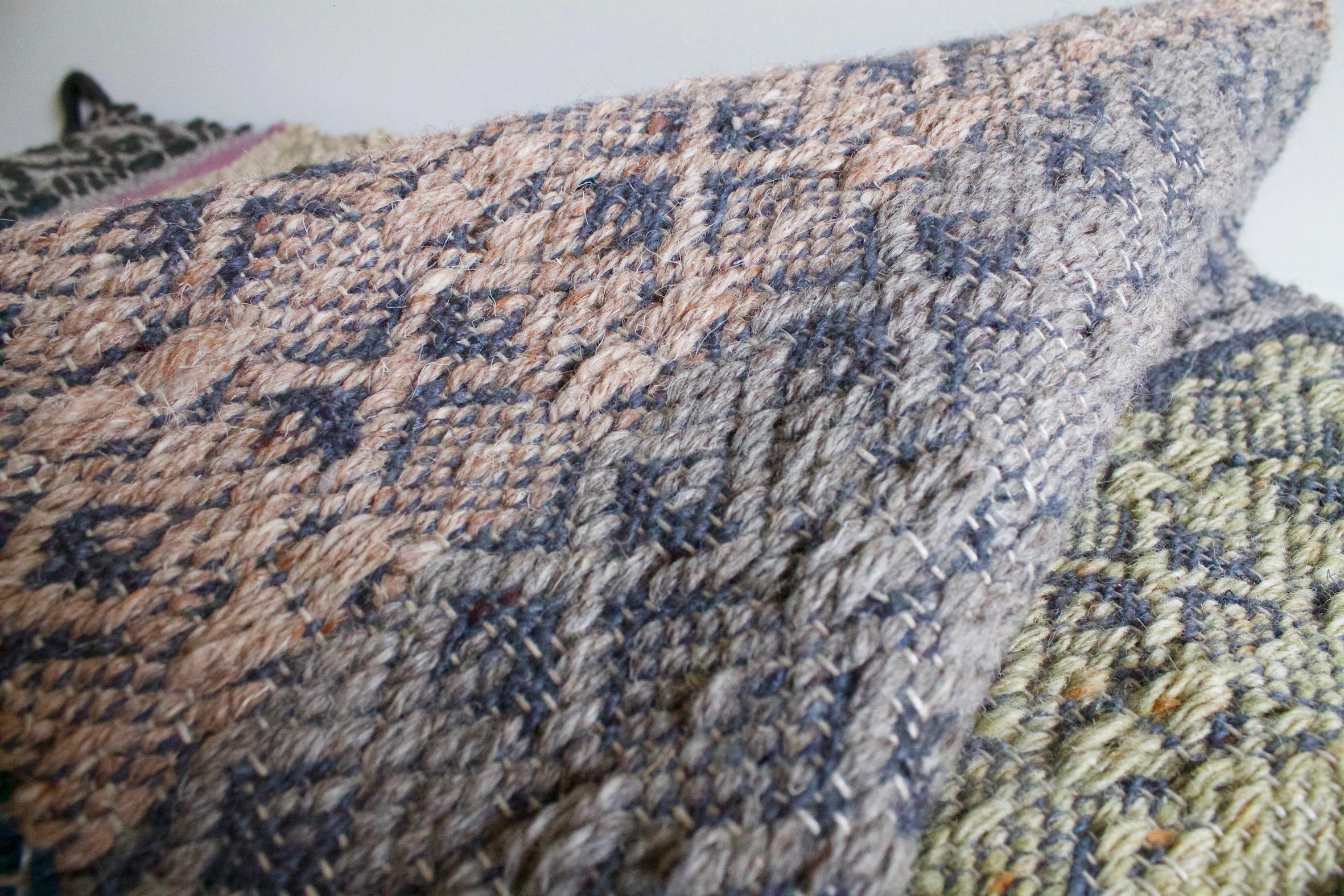 Nyssamtextiles Rug sample twill designs 2